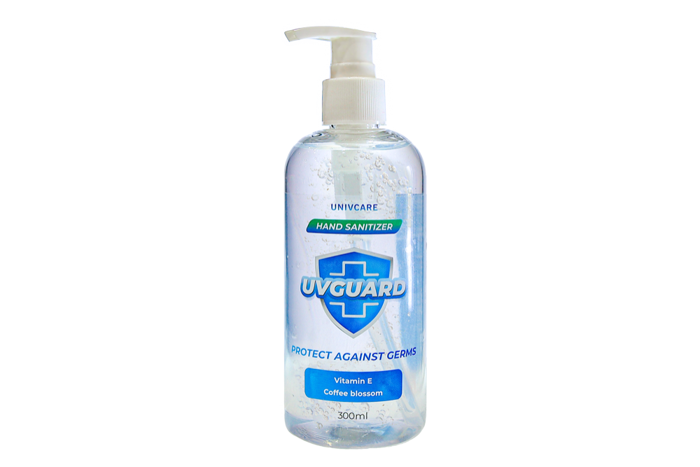 Hand sanitizer UVGUARD 300ml
