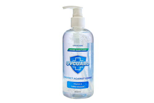 Hand sanitizer UVGUARD 300ml